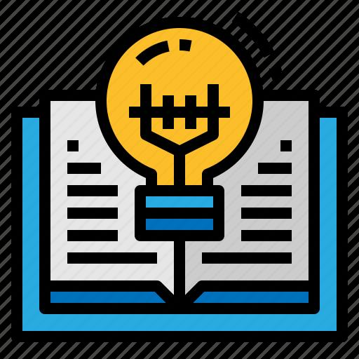 education, idea, knowhow, knowledge icon
