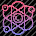 atom, chemistry, physics, science