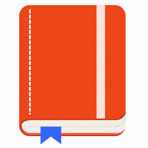 book, diary, note book, notes, writing icon