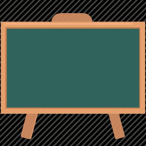 blackboard, board, class, class room, school, study icon