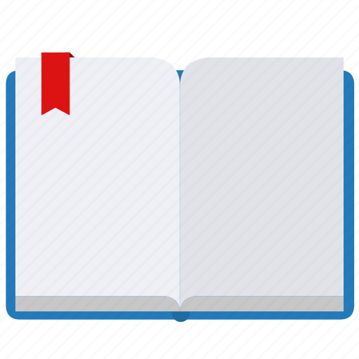 diary, note book, notes, reading, study icon