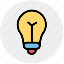 bulb, idea, lamp, light, light bulb, tips