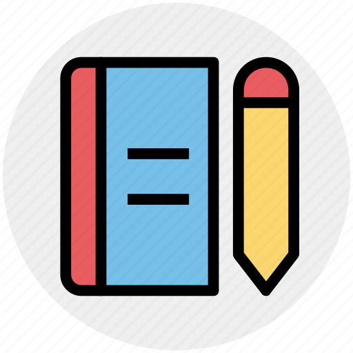 doc, document, file, page and pencil, paper, sheet icon