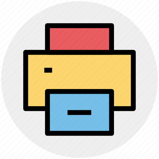 Copy, device, fax, office, printer, printing icon - Download on Iconfinder