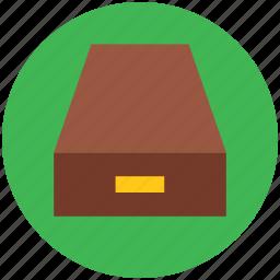 cabinet, drawer, files rack, filing cabinet, storage drawer icon