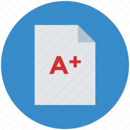 document, file, grade sheet, page, paper, sheet, text, text sheet icon