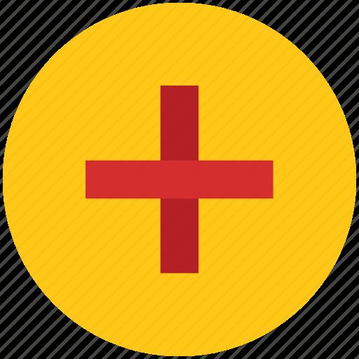 add, addition, first aid, medical plus, medical symbol, plus icon