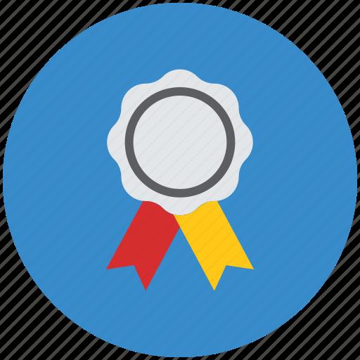 achievement, appreciation, award, medal, pride, prize, winner icon