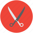 craft, cut, cutter, cutting, scissor, shears, snip, trim icon