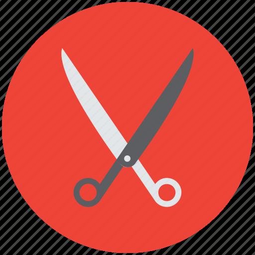 craft, cut, cutter, cutting, scissor, shears, snip, trim icon