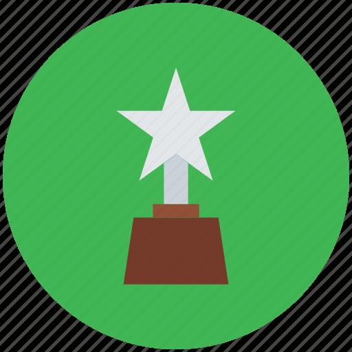 award, cup, reward, starlet trophy, trophy, winning trophy icon