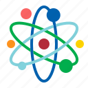 atom, chemistry, molecular, physics icon