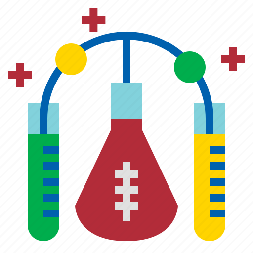 chemical, chemistry, test, tube icon