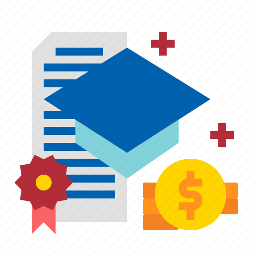 Education, financial, graduate, scholarship icon - Download on Iconfinder