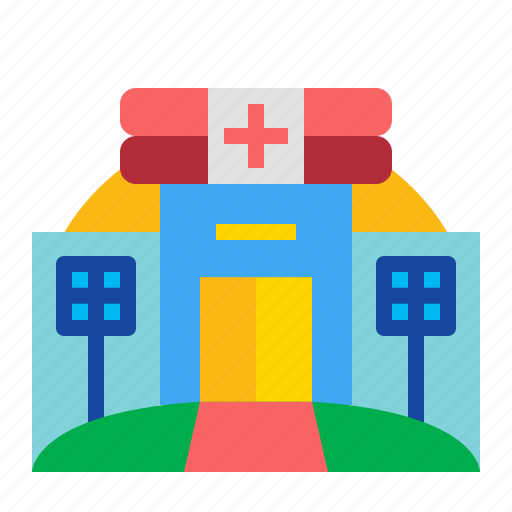 Bed, healthcare, hospital, patient icon - Download on Iconfinder