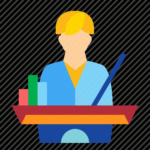 instructor, master, professor, teacher icon