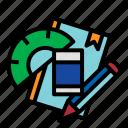 accessories, apparatus, equipment, tool icon