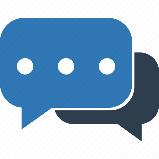 chat, chat balloon, chat bubble, comments, speech balloon, speech bubble icon