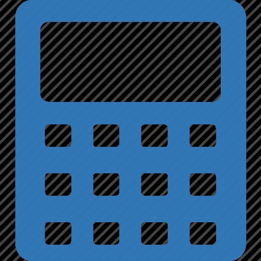 accounting, calculation, calculator, digital calculator, math, maths icon
