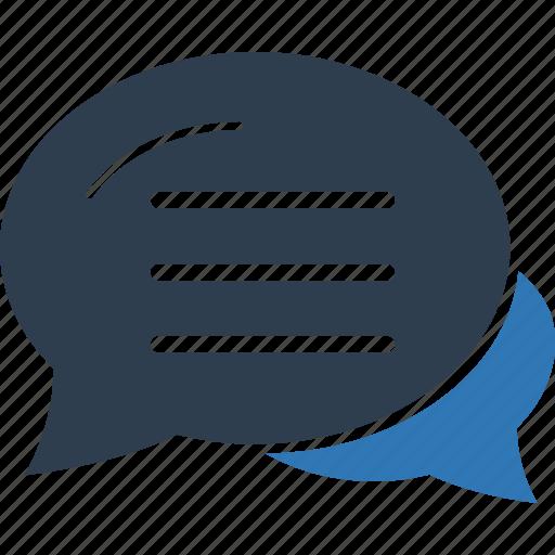 chat balloon, chat bubble, comments, speech balloon, speech bubble, talk icon
