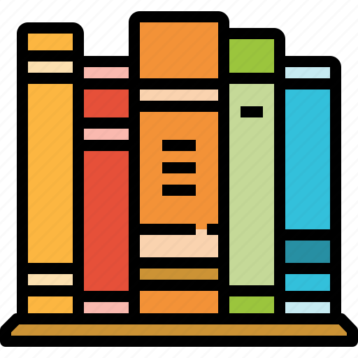 Books, education, library, study icon - Download on Iconfinder