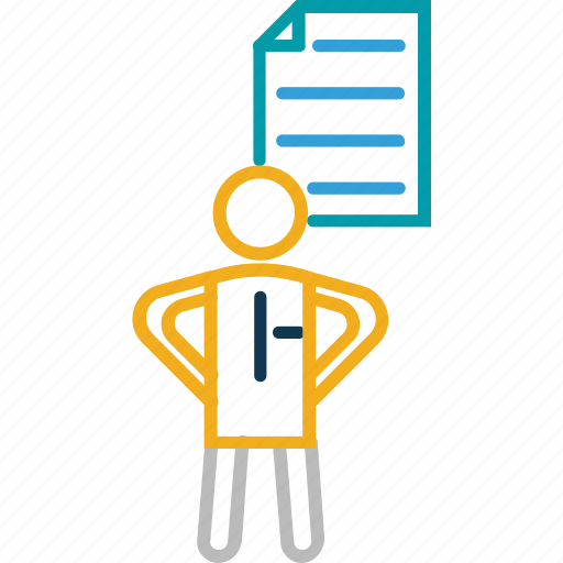 composing, cv, job agreement, job contract, resume icon