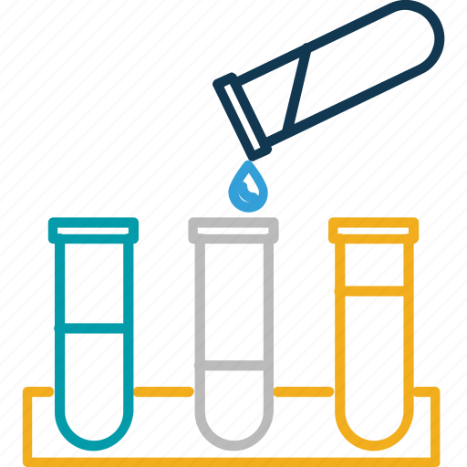 culture tube, lab, lab accessories, sample tube, test tube icon