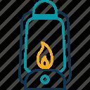 candle lantern, flame lantern, homeware, indoor lantern, lantern, light icon