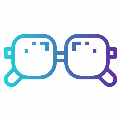 Eyeglasses, glasses, optical, vision icon - Download on Iconfinder