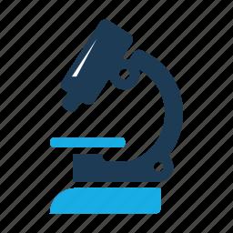 equipment, experiment, lab, laboratory, micro, microscope icon