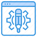 education, learning, school, student, tool icon