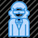 education, professor, school, student, tool icon