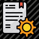 development, education, project, school, student, tool icon
