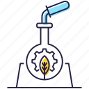 agriculture science, agriculture technology, agro, biodynamic agriculture, botany, natural science icon