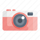 camera, digital, film, photo, photography, technology, video icon