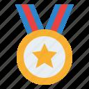 reward, award, medal, top