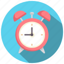 alarm, clock, time, watch
