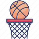 activity, ball, basketball, education, game, physical, sport icon