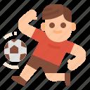 soccer, exercise, sport, football, ball