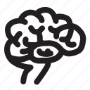 brain, mind, idea, head, think, creative, innovation