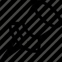 map, mark icon