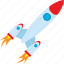 education, focus, rocket, speed