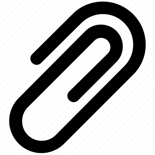 clip, document clip, documents clip, paper clip, paperclip, stationery icon