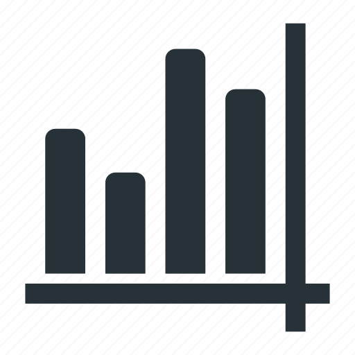 chart, diagram, finance, report, statistics icon