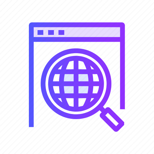 Research, magnifier, magnifying, search icon - Download on Iconfinder