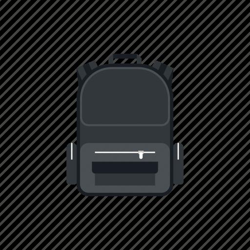 Backpack, bag, education, knapsack, school, schoolbag, travel icon - Download on Iconfinder