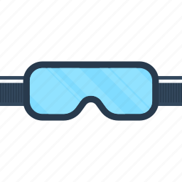 experiment, eyewear, glasses, lab, laboratory, protection, science icon