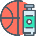basketball, education, learning, school, sport, water icon