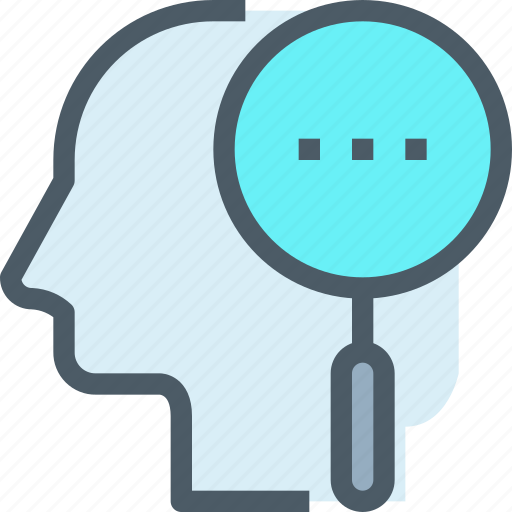 Education, head, human, learning, mind, research, search icon - Download on Iconfinder