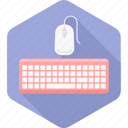 accessories, accessory, computer, device, hardware, keyboard, mouse icon